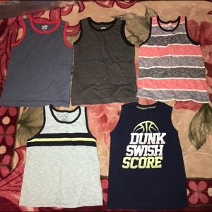 Tank tops size 5/6